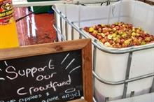Community cider-making project launches appeal after Lottery funding ends