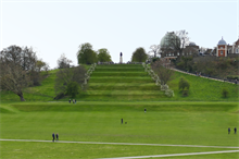 How is Greenwich Park being restored to its former grandeur?