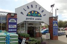 Garden centre profile - Planters Garden Centre