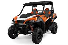 Polaris General side-by-side utility vehicle