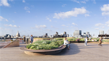 New riverside roof garden approved as part of Seal House office development