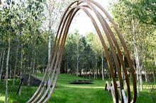Royal British Legion's Remembrance Glade Opens at National Memorial Arboretum