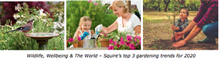 Squire's Garden Centres reveal 2020 trends