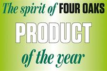 Sustainability Wins the Day - Four Oaks Retail Product of the Year Award 2020