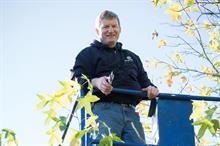 Horticulture Week Business Award - Horticulture Week Most Admired Business Leader Award