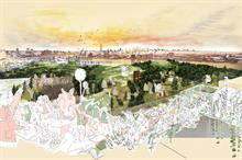 Winners unveiled for Thamesmead Waterfront masterplan