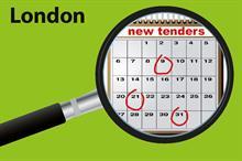 Huge grounds maintenance tender from London borough
