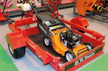 Tomlin mower trailer