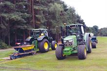 Tractors - Maintenance models