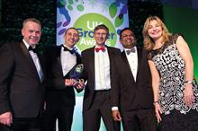 Soft-Fruit Grower of the Year - Winner: Place UK