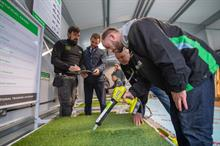 Accredited course launched for installation of artificial grass surfaces