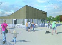 Regeneration underway of Victoria Park, Ashford following £3m Lottery grant win