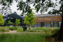 Hilltop science centre opens at RHS Garden Wisley