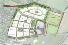 Sports pitches, tennis courts and allotments to feature in 1,300 unit development