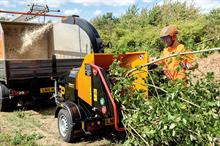 How will new engine regulations affect woodchipper purchase options?