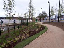 Contractor Ashlea and grower Johnsons of Whixley complete planting for £5m park scheme