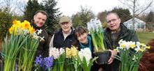 Jim McColl retires from BBC Beechgrove Garden
