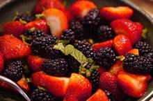 Fruit and vegetable consumption associated with lower memory loss
