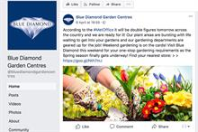 How garden centres are using social media to promote their brands