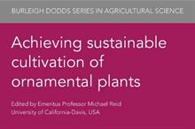 New book release compiles latest research in ornamentals production