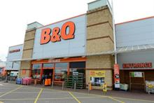 """B&Q results show """"solid performance"""" helped by gardening 5% rise"""