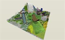 Birmingham City Council unveils RHS Chelsea Flower Show garden