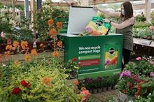 Dobbies and Evergreen run compost bag recycling scheme