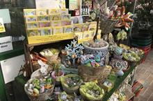 Garden centres see Easter sales rush