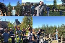 Frank P Matthews to feature on BBC2's Gardener's World