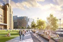 Maylim secures £13m landscaping project for Battersea Power Station