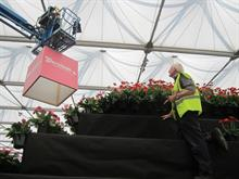 BBC Gardeners' World Live showcases garvinea, Wyevale, Tesco and APL