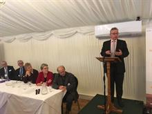 Gove says UK cannot withstand further soil fertility loss