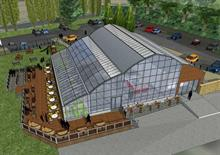 Garden centre crack on with planning permissions despite poor spring