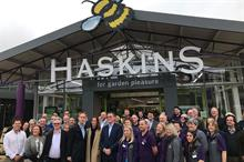 Haskins Garden Centres like-for-like sales rise in year to 23 February 2020