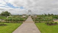 RHS Hyde Hall edible gardens glasshouse unveiled as Thompson & Morgan plans to move into old site