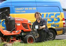 HSS Groundcare improves productivity through mobile cloud tech