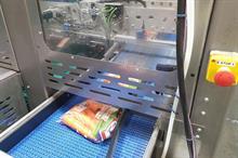 Huntapac introduces Brillopak vegetable case loading system