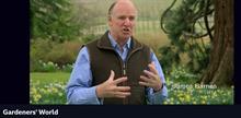 James Barnes and Evergreen Garden Care speak about peat on BBC Gardener's World