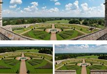 Windsor Castle's East Terrace Garden opens to the public this summer