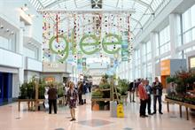 Suppliers and garden centres support return of Glee