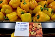Plastic-free fresh produce is Tesco's latest sustainability move