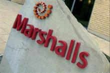Marshalls to invest £30m in product range and sustainability