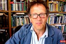 Monty Don speaks out on plant health