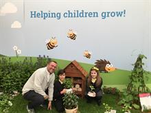Garden centres prepare for National Children's Gardening Week