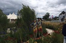 RHS Hampton Court - visitor numbers question marks remain