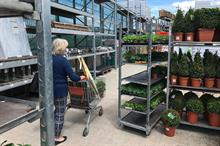 Garden centre October sales boom but regional and local lockdowns cause fear