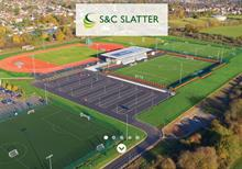 Sports pitch company S&C Slatter increase turnover after large scale changes