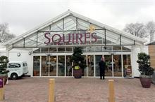 Squire's Garden Centres sees turnover rise 4% in year to 31 July 2018