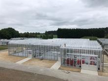 Ebtech supplies glasshouse to Stockbridge Technology Centre