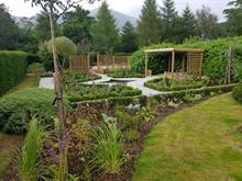 Johnsons of Whixley supplies plants to hotel gin garden